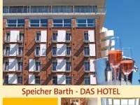Broschuere Hotel Speicher Barth