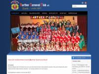 Internetseite BCC Karneval