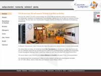 Internetseite Kuechenstudio Wiegand