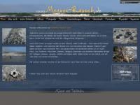 Internetseite Meeres-Rausch