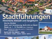 Plakat Stadtfuehrungen